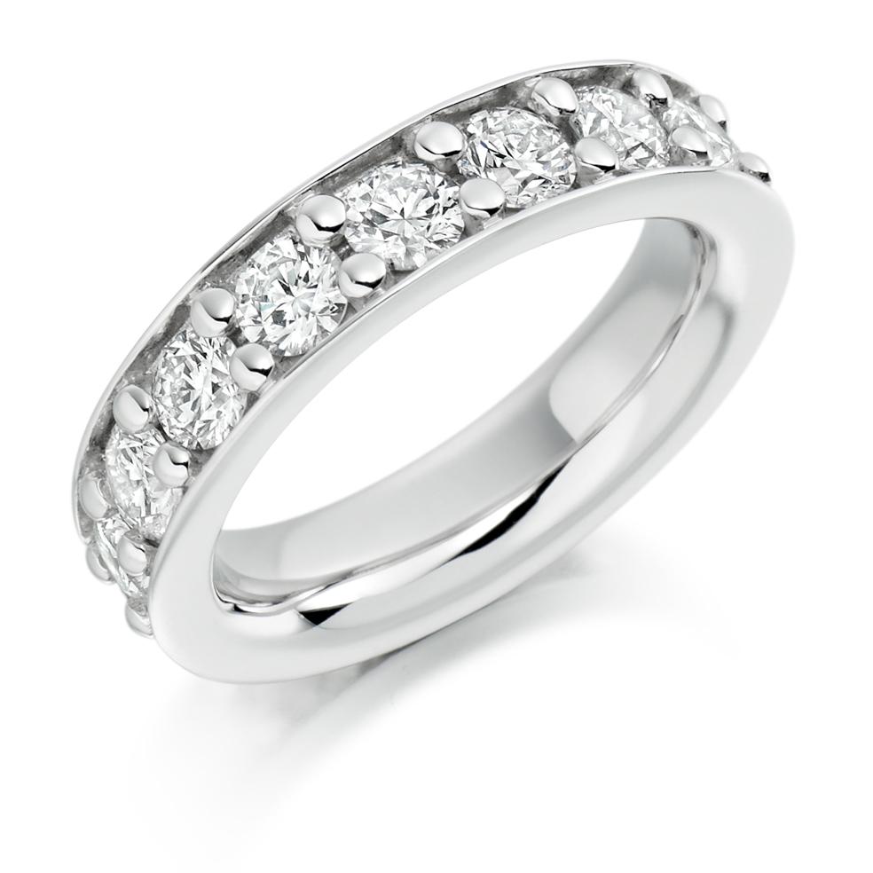 cbe69e9cb8e Kuldkroon > Tooted > Kihlasõrmused > Mitme teemantiga > For Eternity