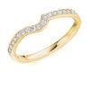 Half Eternity Bridal Ring